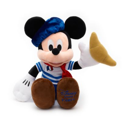 Disney Store Peluche Mickey Paris