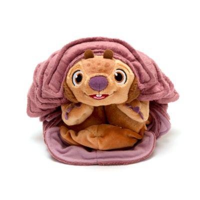Peluche pequeño Tuk Tuk bebé, Raya y el Ultimo Dragón, Disney Store