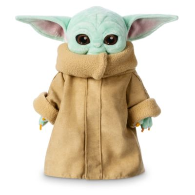 Peluche piccolo Grogu Star Wars: The Mandalorian Disney Store
