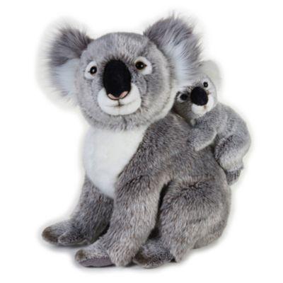 Disney Store - National Geographic - Koala und Baby-Känguru - Kuscheltier