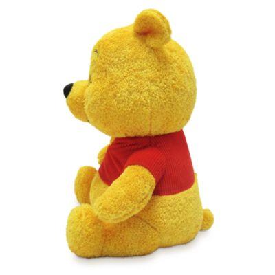 Disney Store Petite peluche lestée Winnie l'Ourson