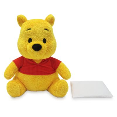 Disney Store Winnie the Pooh Weighted Small Soft Toy