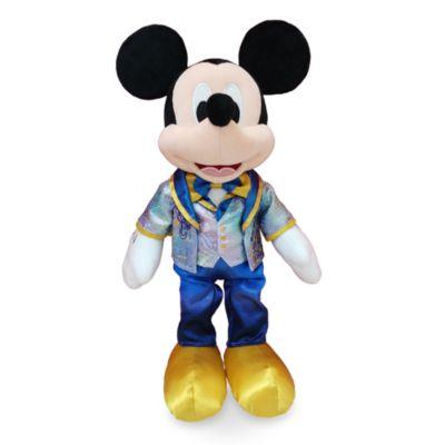 Walt Disney World peluche mediano 50.º aniversario Mickey Mouse