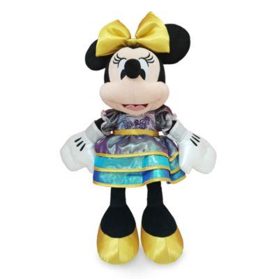Walt Disney World Minnie Mouse 50th Anniversary Medium Soft Toy