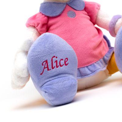 Disney Store Daisy Duck Medium Soft Toy