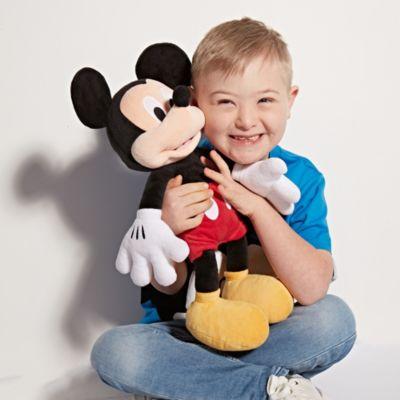Disney Store Mickey Mouse Medium Soft Toy