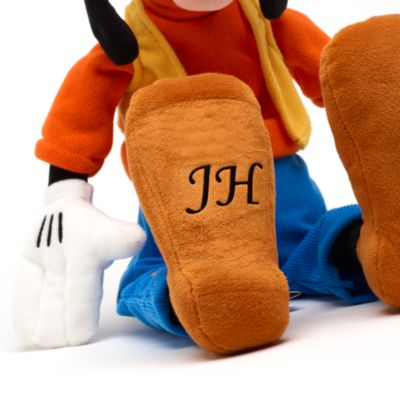 Disney Store Goofy Medium Soft Toy