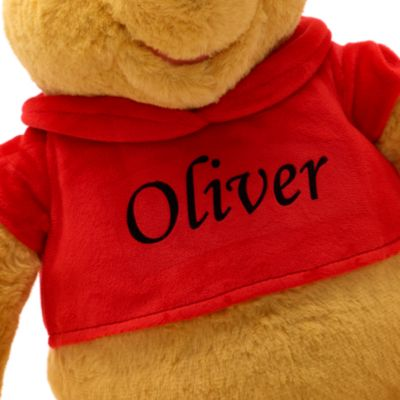 Disney Store Winnie the Pooh Medium Soft Toy