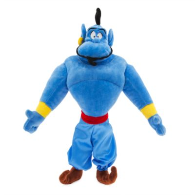 Disney Store Genie Medium Soft Toy, Aladdin