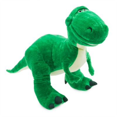 Disney Store Grande peluche Rex, Toy Story