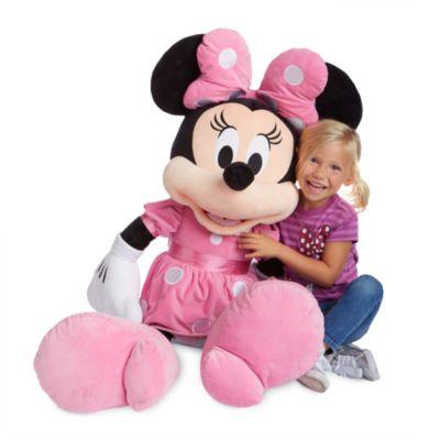 Peluche Minnie Mouse géante