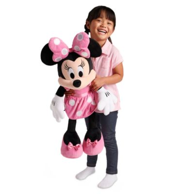 Disney Store Minnie Mouse Large Soft Toy