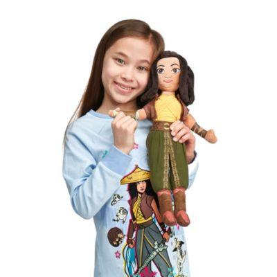 Disney Store Raya Small Soft Toy Doll, Raya and the Last Dragon