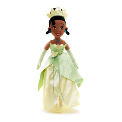 Disney Store Tiana Soft Toy Doll, The Princess and the Frog