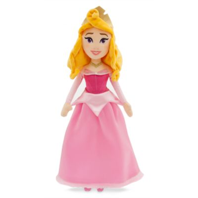 Muñeca peluche Aurora, La Bella Durmiente, Disney Store