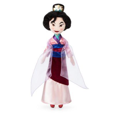 Muñeca de peluche Mulán, Disney Store
