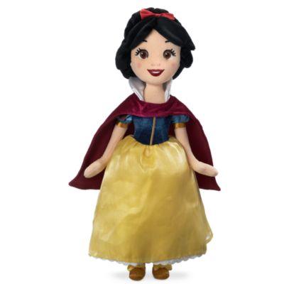 Bambola di peluche Biancaneve Disney Store