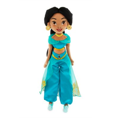 Disney Store Poupée de chiffon Jasmine