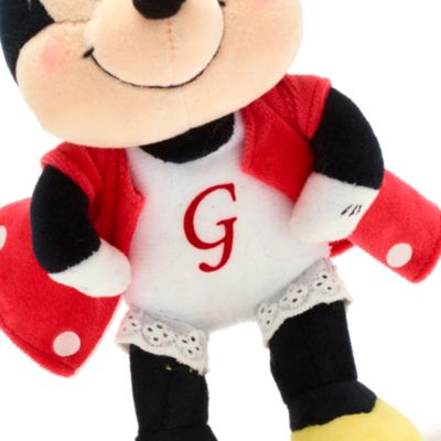 Disney Store Minnie Mouse nuiMOs Small Soft Toy