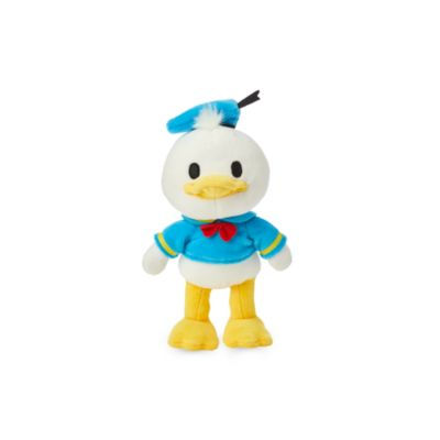 Disney Store Donald Duck nuiMOs Small Soft Toy