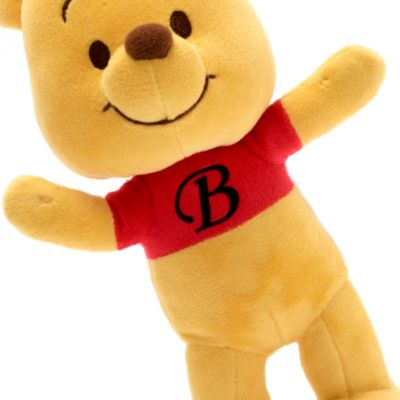 Disney Store Petite peluche Winnie l'Ourson Disney nuiMOs
