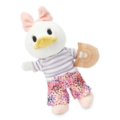 Disney Store nuiMOs Small Soft Toy Striped T-Shirt and Trousers Set