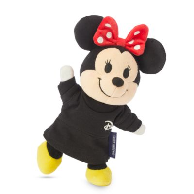 Disney Store nuiMOs Small Soft Toy Black Spirit Jersey