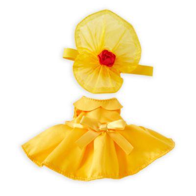 Costume ispirato a Belle per peluche piccoli nuiMOs Disney Store