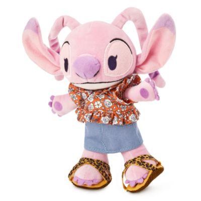 Disney Store Chemisier à volants avec minijupe et sandales à imprimé léopard pour petite peluche Disney nuiMOs