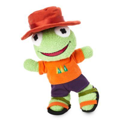 Disney Store - nuiMOs - Set aus orangefarbenem T-Shirt, Hut mit breiter Krempe und Sandalen
