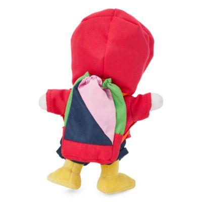 Disney Store Coupe-vent et sac à dos pour petite peluche Disney nuiMOs
