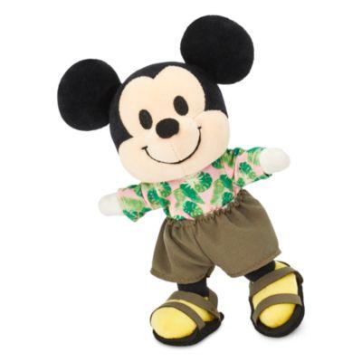 Disney Store T-shirt anti-UV et short avec sandales à bride pour petite peluche Disney nuiMOs