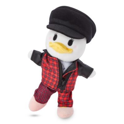 Traje a cuadros y sombrero negro, peluche pequeño nuiMOs, Disney Store