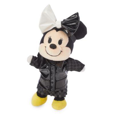 Disney Store Ensemble veste de moto, jupe et noeud pour petite peluche nuiMOs
