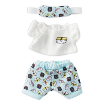 Disney Store - nuiMOs - Set aus Sushi Pyjamas und Schlafmaske