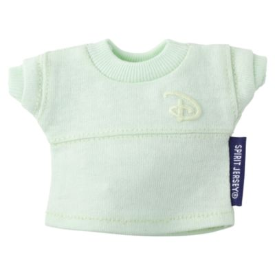 Disney Store nuiMOs Small Soft Toy Mint Spirit Jersey