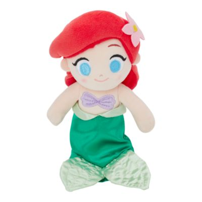 Disney Store Ariel nuiMOs Small Soft Toy