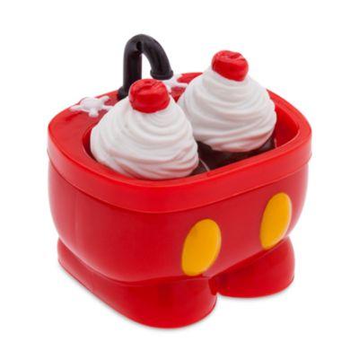 Disney Store Pot de glace pour petites peluches Disney nuiMOs