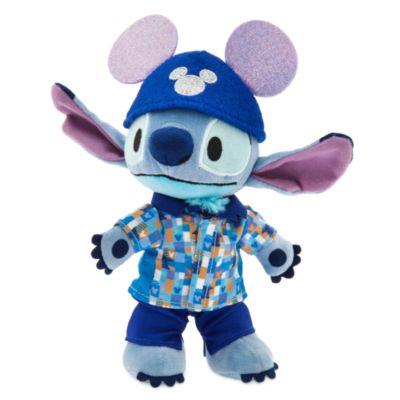 Disney Store Ensemble chemise imprimée, pantalon et chapeau de fête pour petites peluches Disney nuiMOs