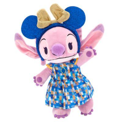 Abito celebrativo e cerchietto per peluche piccoli nuiMOs Disney Store