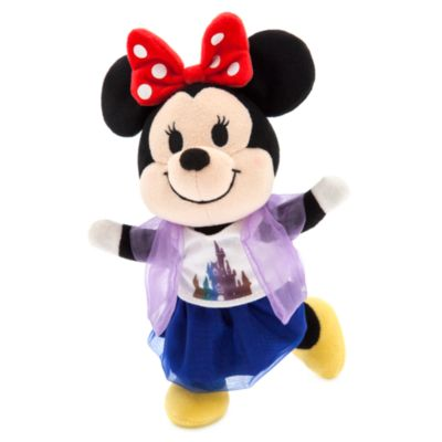 Disney Store nuiMOs Small Soft Toy Tutu Skirt With Tank Top and Shawl