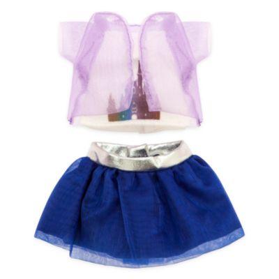 Disney Store - nuiMOs - Tüllrock, Tank Top und Schal für nuiMOs Kuschelpuppen zum 50. Geburtstag der Walt Disney World