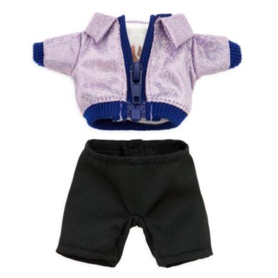 Disney Store nuiMOs Small Soft Toy Celebration Jacket, T-Shirt and Trousers