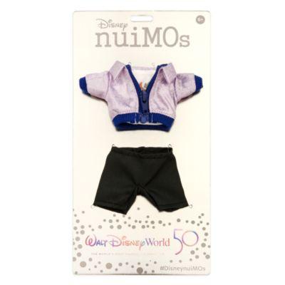 Disney Store Ensemble blouson, T-shirt et pantalon de fête pour petites peluches Disney nuiMOs