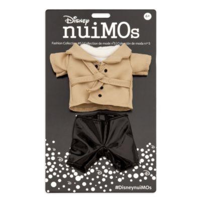 Jersey, gabardina y pantalón, peluche pequeño nuiMOs, Disney Store