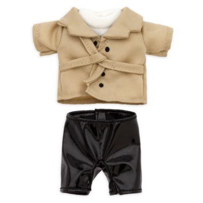 Disney Store - nuiMOs - Pullover mit Trenchcoat und Hose für nuiMOs Kuschelpuppen