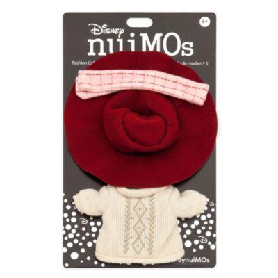 Vestido de verano, pañuelo a cuadros y gorro, peluche pequeño nuiMOs, Disney Store