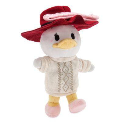 Disney Store Ensemble robe-pull, écharpe à carreaux et chapeau pour petites peluches Disney nuiMOs