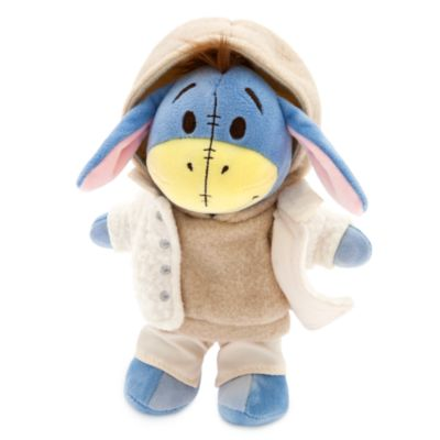 Disney Store nuiMOs Small Soft Toy Beige Hooded Sweatshirt With Jacket and Trousers