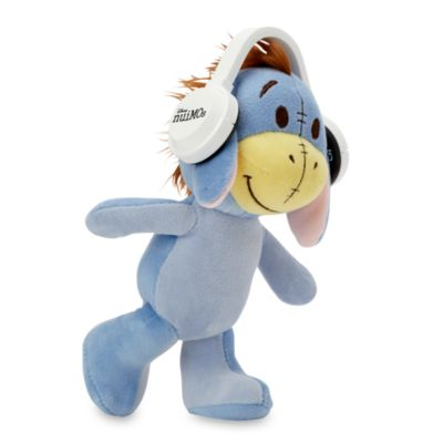 Disney Store nuiMOs Small Soft Toy Headphones Accessory